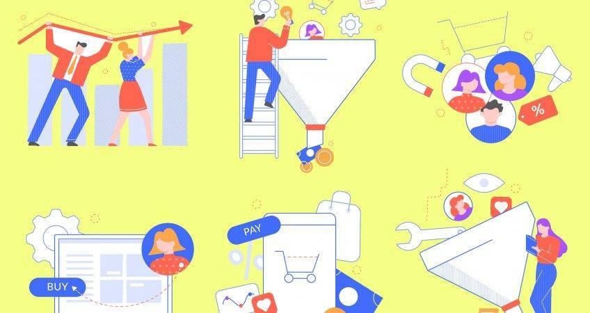 10 طرق لجذب العملاء إلى موقع الويب الخاص بك