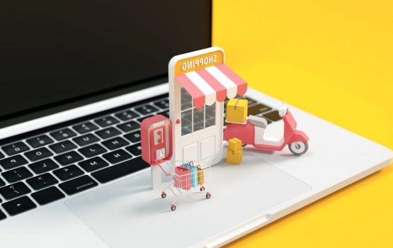 تجارة الكترونية - تسويق الكتروني