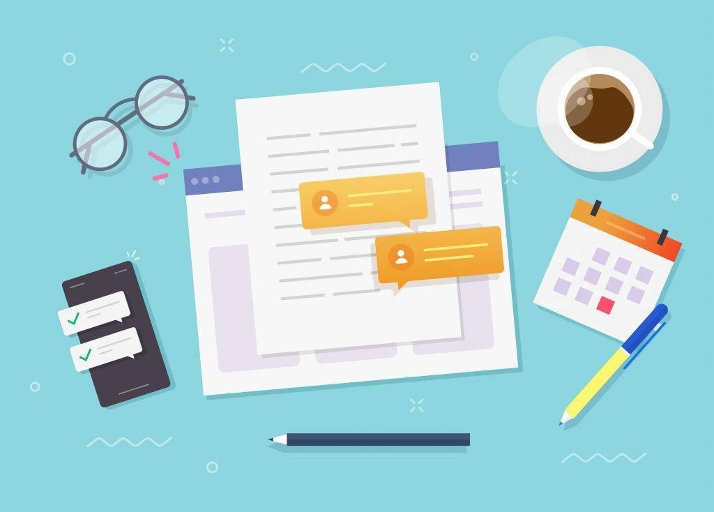 إنشاء المحتوى مميز احدى عوامل جذب العملاء اليك