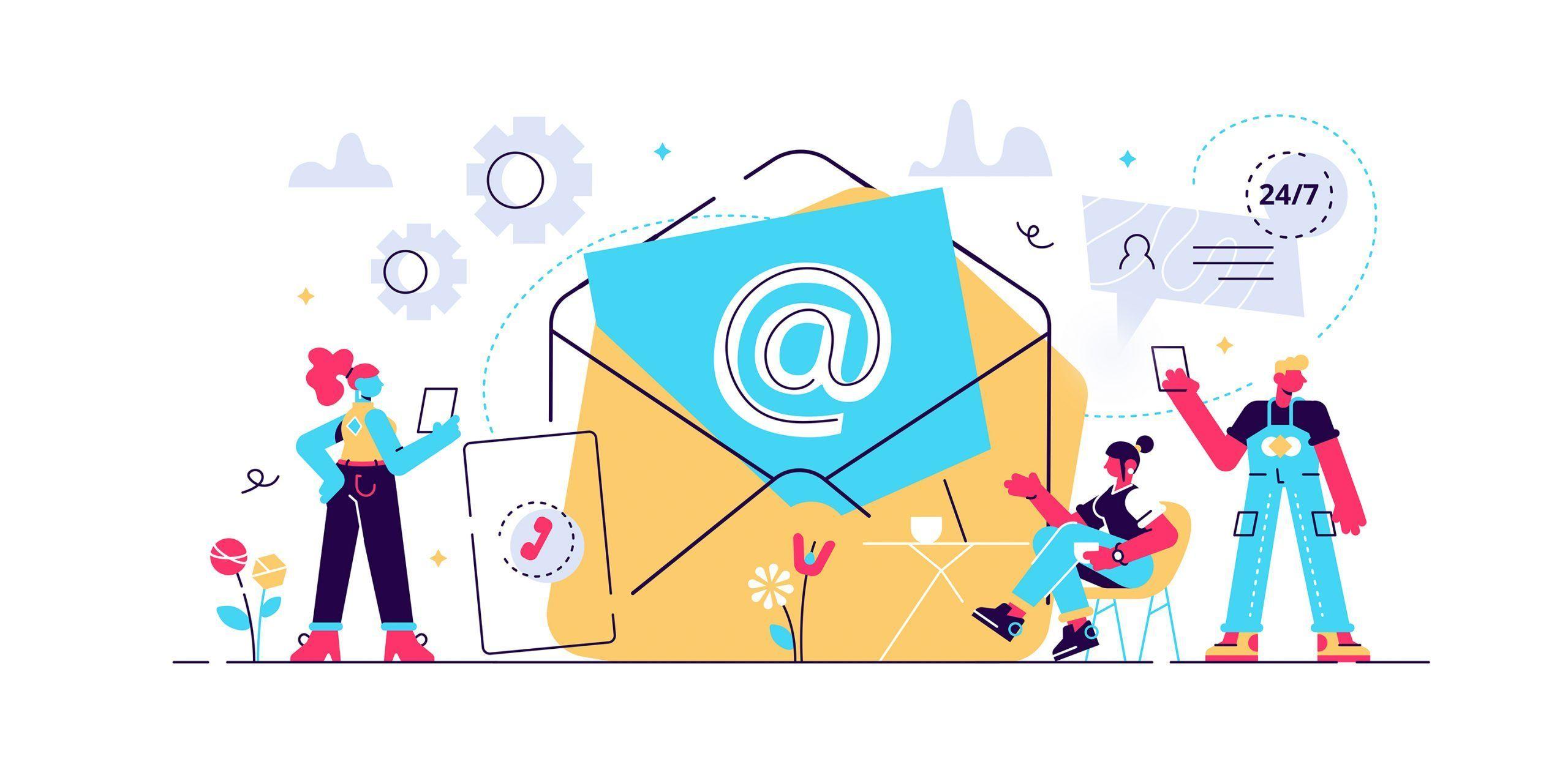 scaled - ما هو التسويق بالبريد الالكتروني ؟