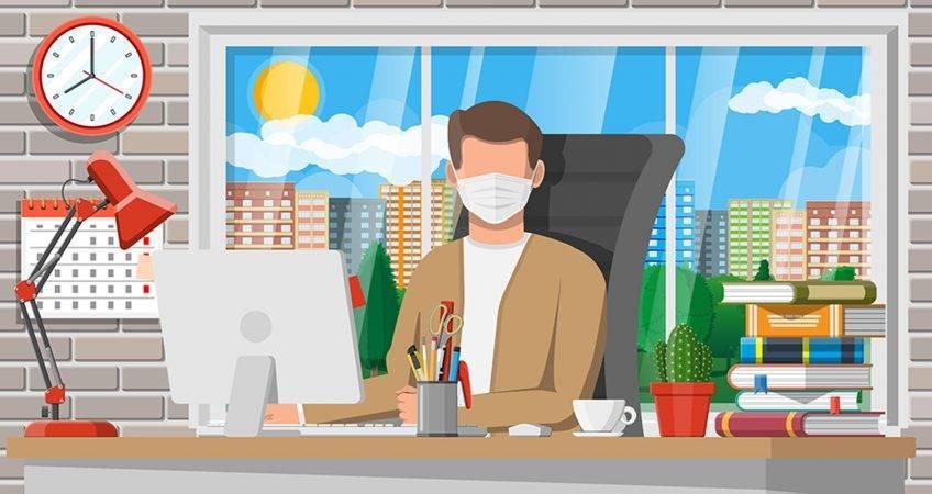 نصائح لاستمرار إنتاجية شركتك في ظل جائحة كورونا