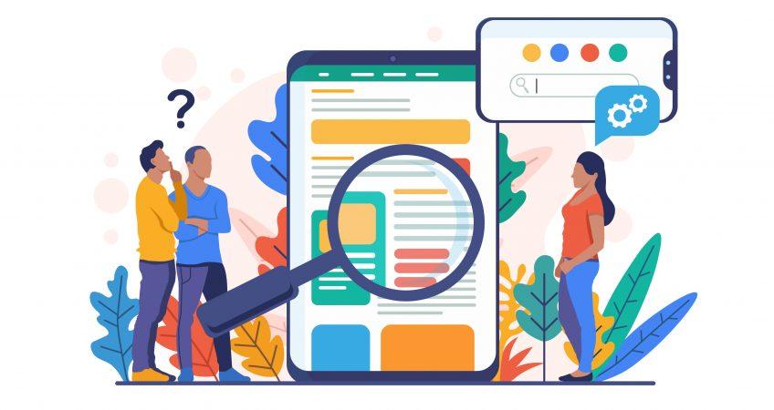 العدد ضد النوعية في تحسين محركات البحث
