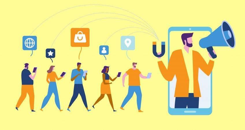 فوائد التسويق الرقمي للشركات الصغيرة