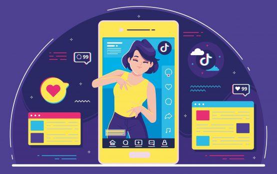 كشف تك توك عن مزيد من الأفكار حول كيفية عرض خوارزمية المحتوى لدى المستخدمين